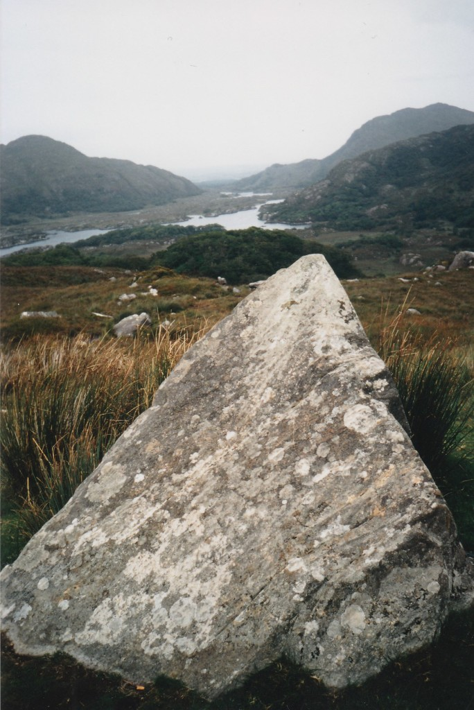 Killarney Lakes from the Ring of Kerry